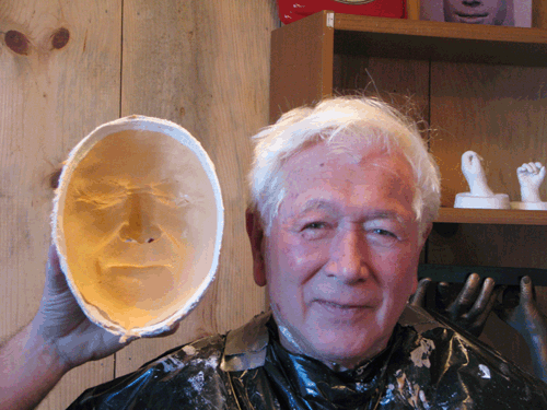 Finished Face Mold | Accu-Cast